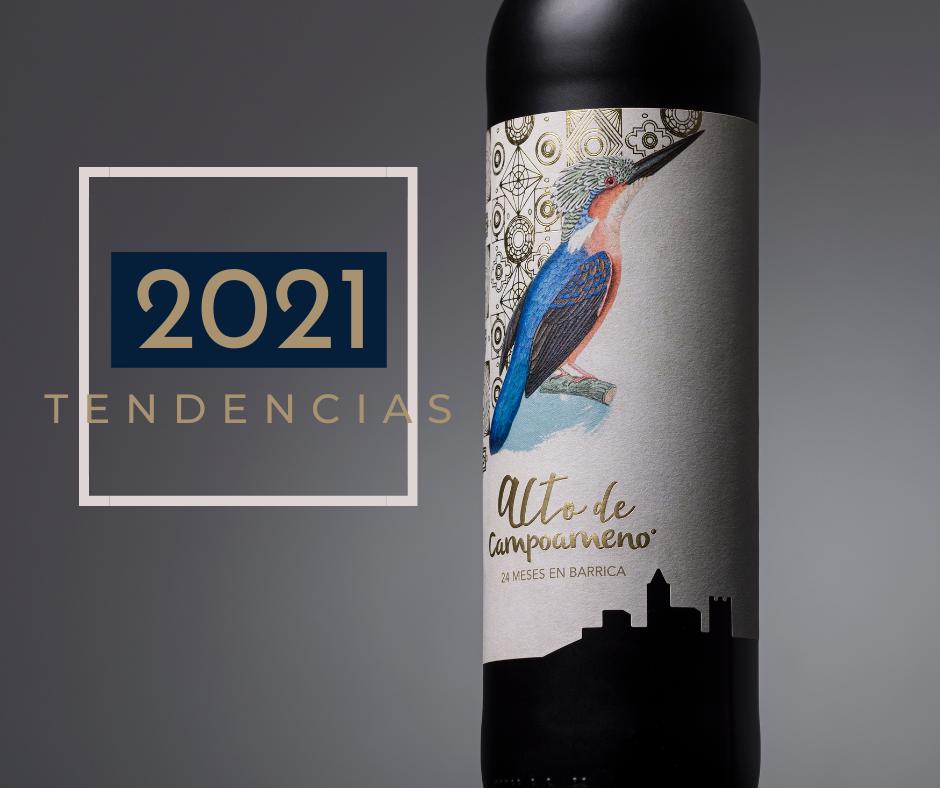 5 tendencias del mundo del vino en 2021