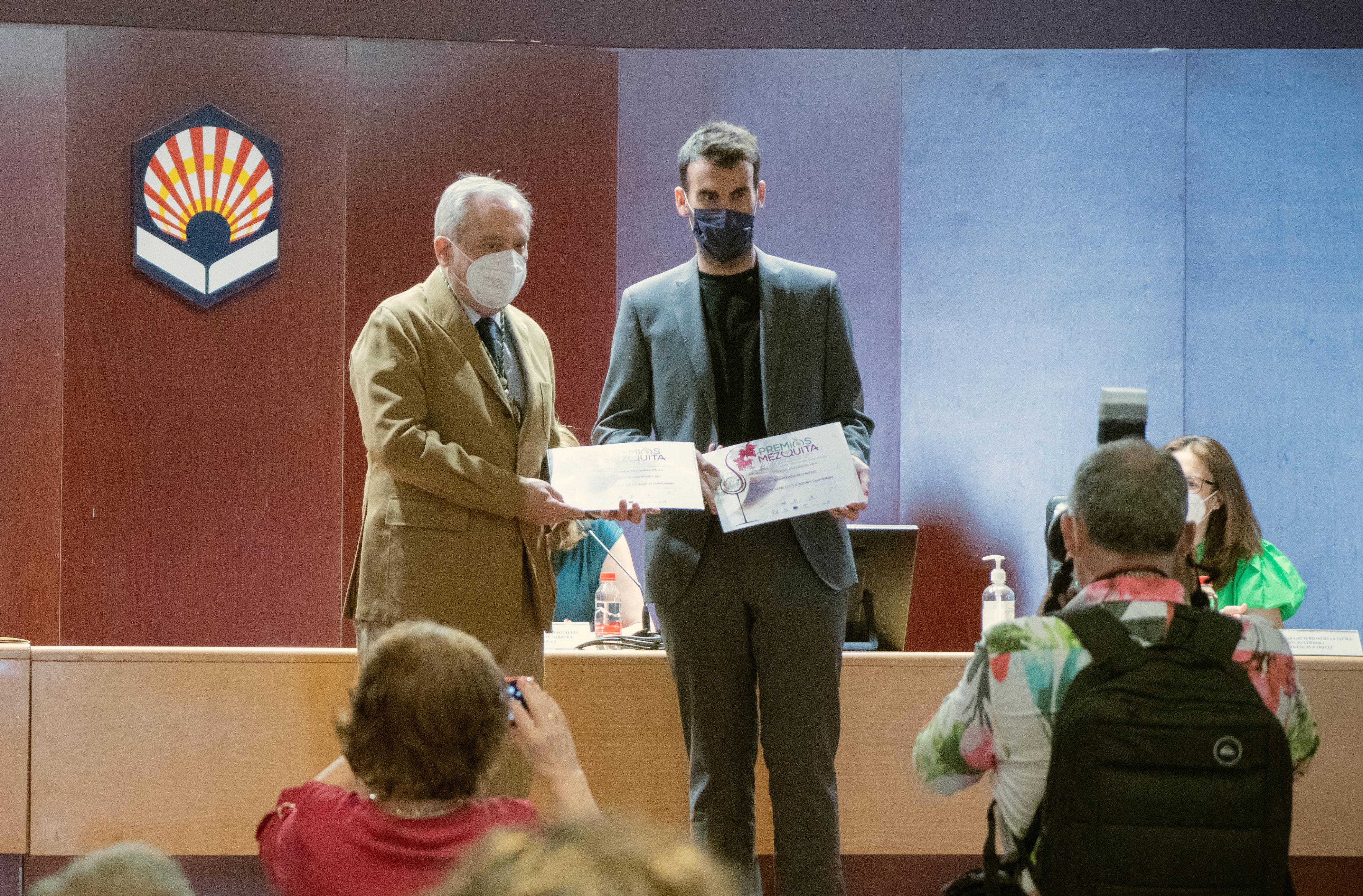 Premios Mezquita Bodegas Campoameno