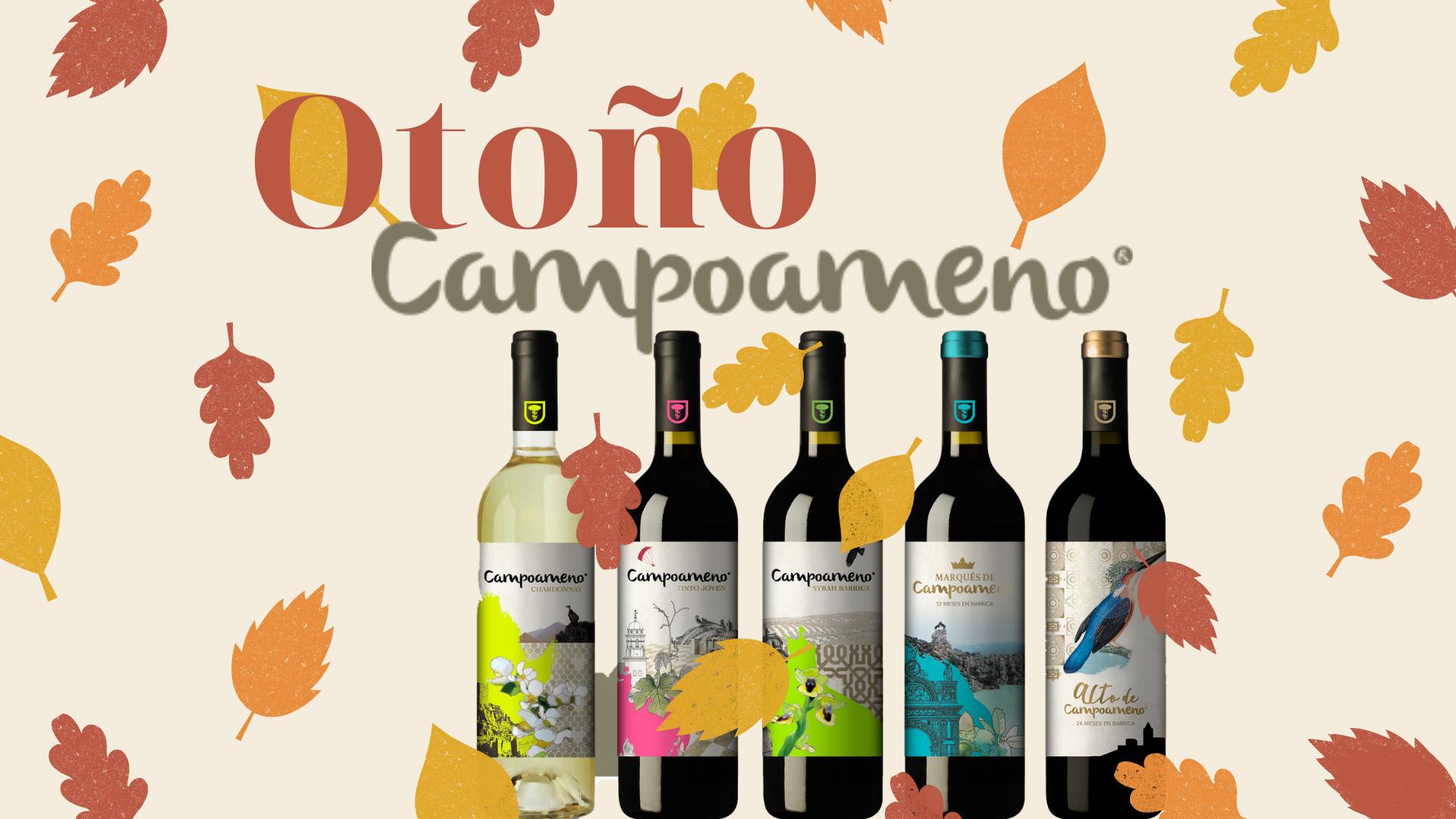 Otoño vinos Campoameno